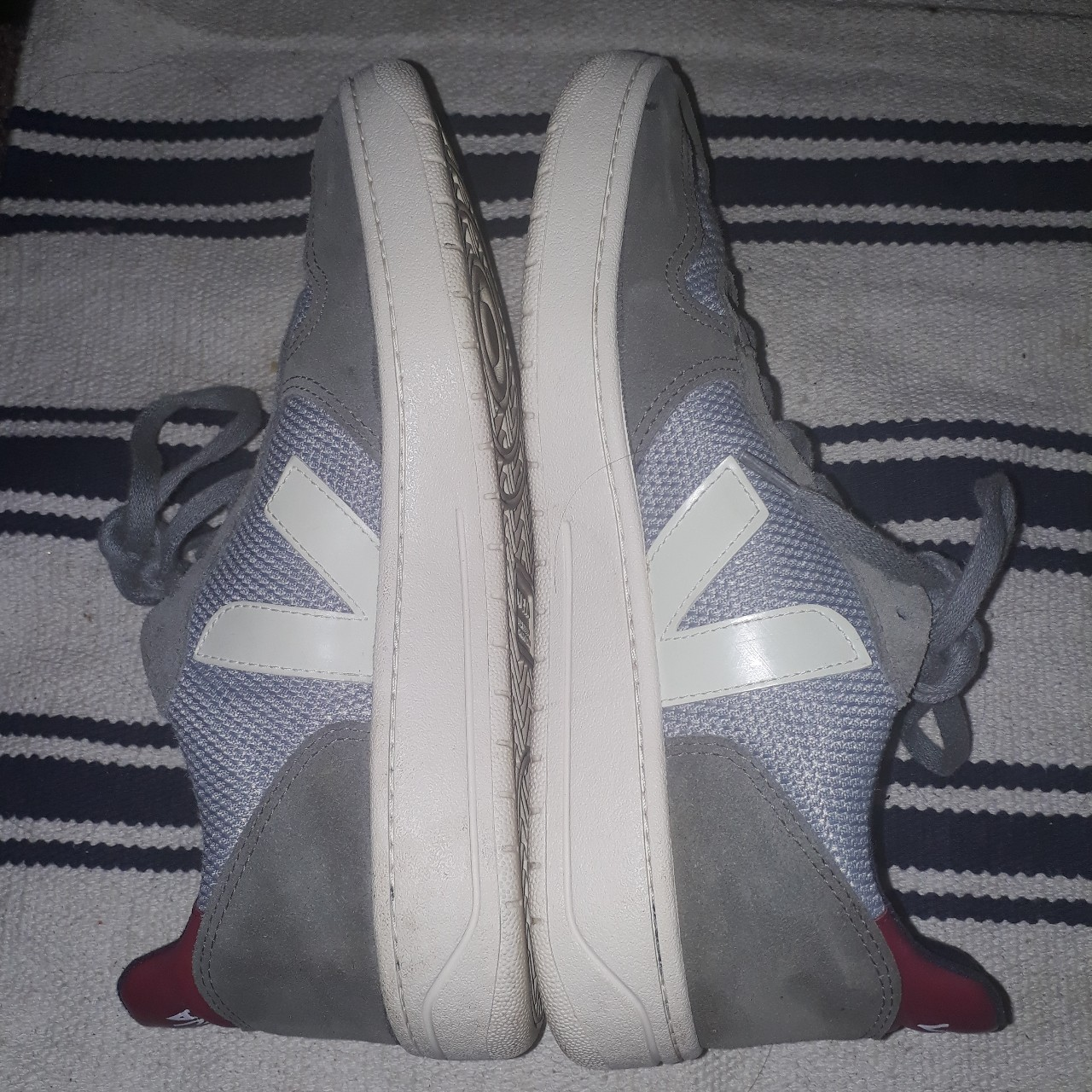 Gorgeous veja trainers Size 7 Used only