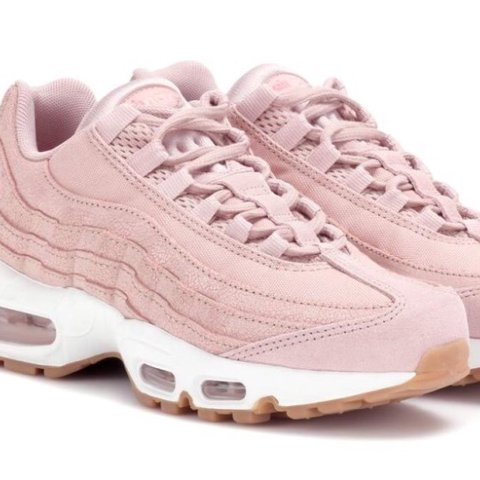 732a74808946f 🔥🔥🔥Nike Air max 95 pink trainers🔥🔥🔥 (COPIES)   size - Depop