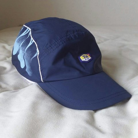 d9aa875425 @mustbemad. 4 years ago. Accrington, United Kingdom. Nike TN air cap/hat  very rare vintage, dark ...