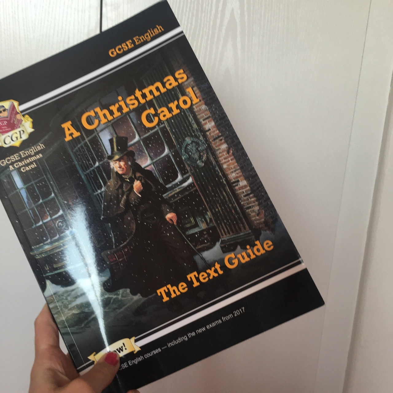 Christmas Carol Text Guide.A Christmas Carol Revision Guide Text Guide From Depop