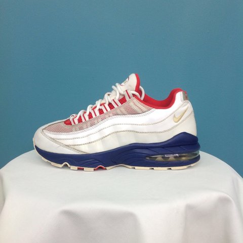 size 40 ac7e9 e1ee4  crvfashion. 2 years ago. Pawtucket, Rhode Island, EE. UU. Vintage Nike Air  Max 95 Zen Independence Day ...