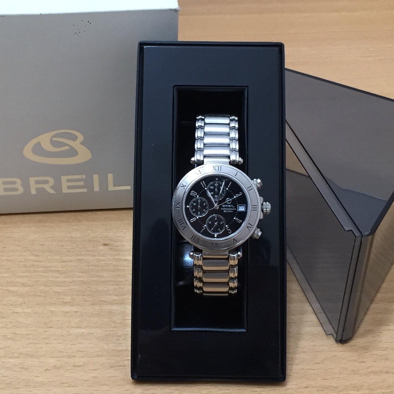 best online fantastic savings best value Orologio originale Breil, edizione Chronograph... - Depop