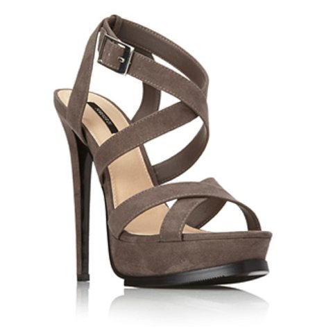 0d3bde5860 @teawan. 4 years ago. Manchester, UK. Used Forever 21 'Strappy Platform  Sandals'. Size 4.