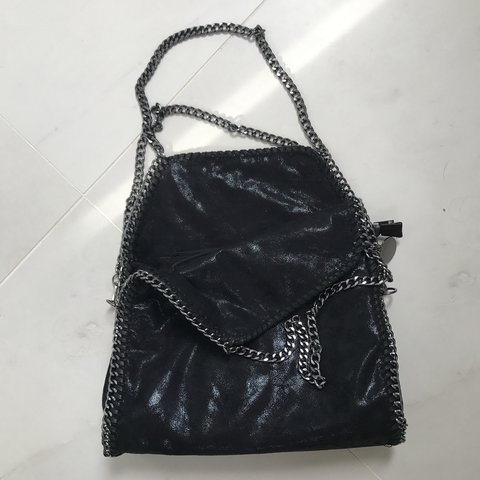 7c42707017 FAKE Stella McCartney The Falabella tote bag - looks genuine - Depop