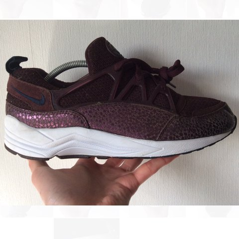 super popular 6219c ab9a4 Purple Burgundy Nike Huarache Light.- 0