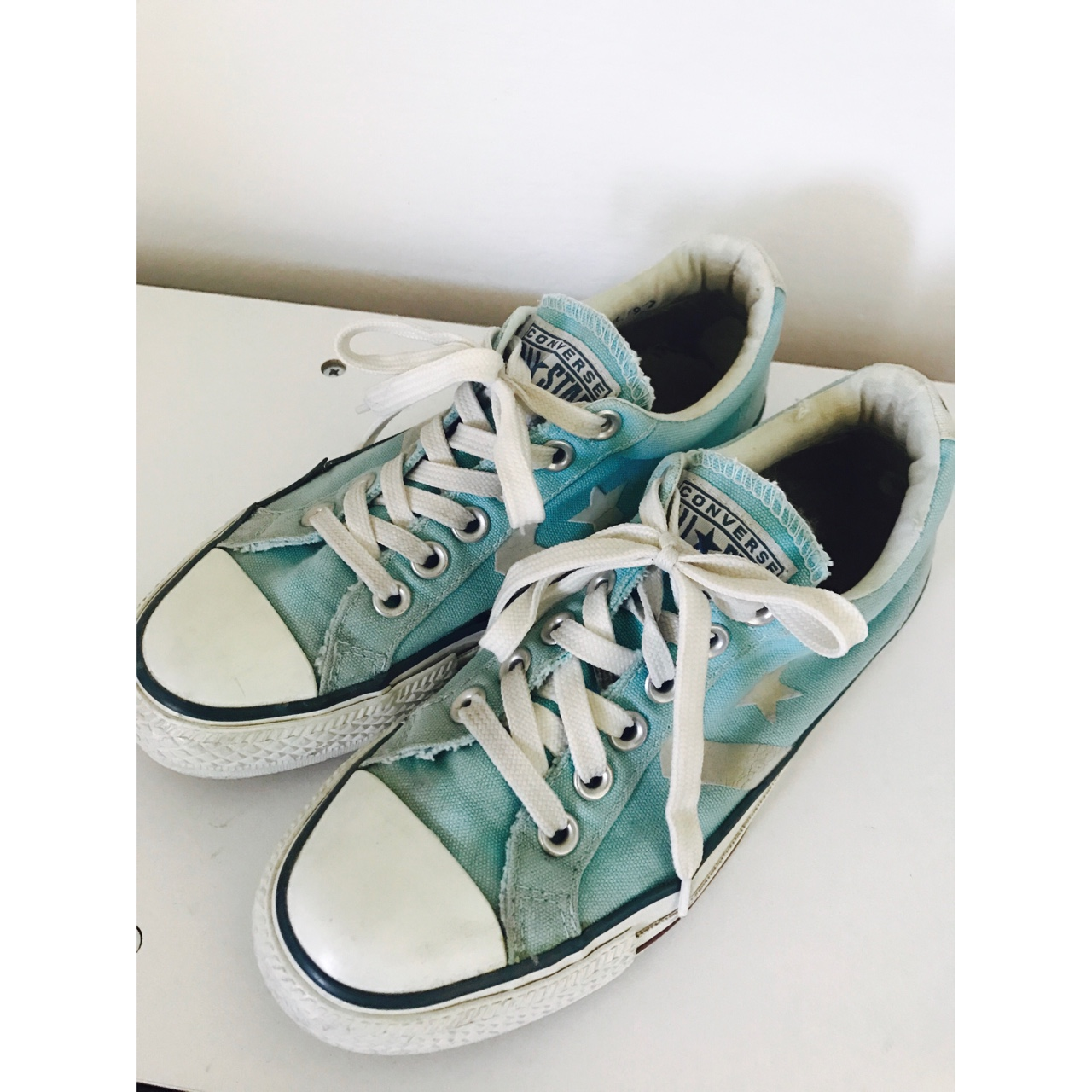2all star converse azzurre