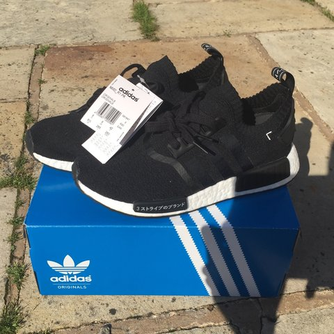 BlackOrdered Boost Adidas BrandDepop Japan R1 From Nmd WY92IEDH