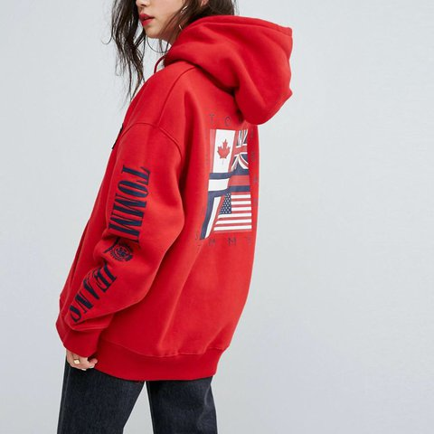 1d50dde86 @jadebyrom. last year. Newcastle, United Kingdom. Tommy Hilfiger Tommy Jeans,  90s Capsule Collection