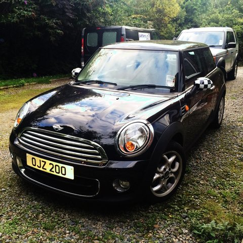 Mini Diesel Only 13500 Miles From New Lots Of Extras Not 3 Depop