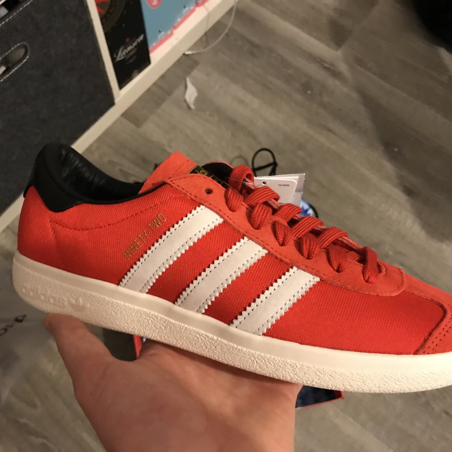ADIDAS ORIGINALS LIMITED EDITION CLASS OF NINETY TWO Depop
