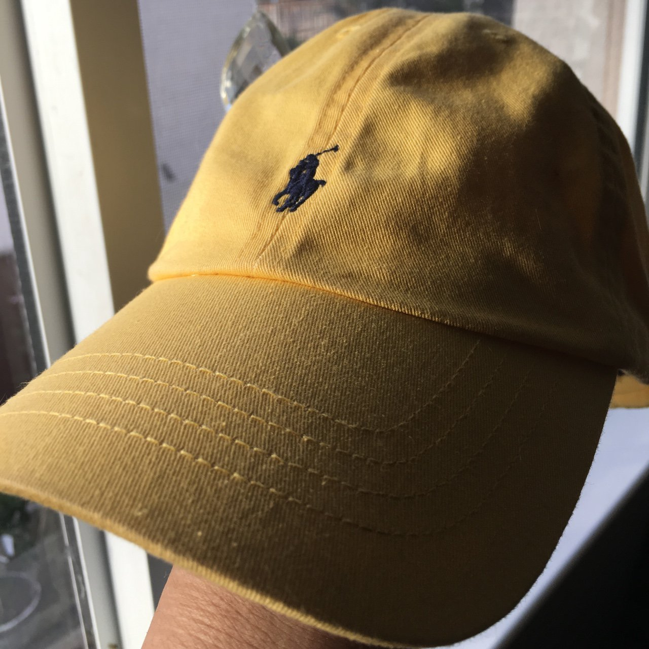 f44491af0e1 YELLOW POLO HAT🌻🌻🌻 this baby