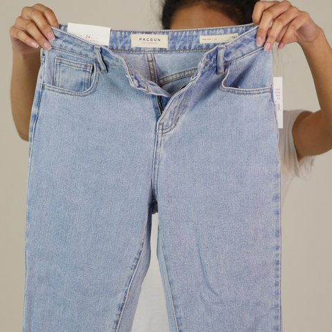 de1c1a3259 @jenwick. 2 years ago. California, USA. Brand new with tags pacsun mom jeans .