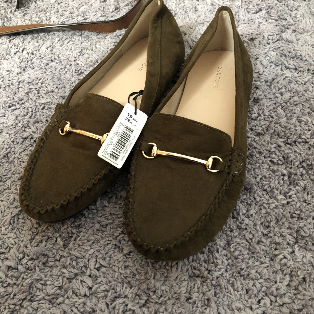cec7041b77ec New parfois shoes bought in wrong size they are uk3 tag - Depop