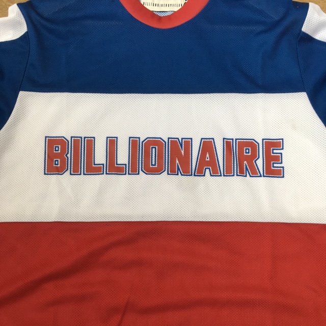 Billionaire Boys Club Red White And Blue Long Sleeve by Depop