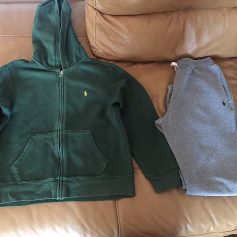 2e2ad98f8 @noldo7477. 2 years ago. Glasgow, Glasgow City, UK. Boys Ralph Lauren  jogging suit size M ...
