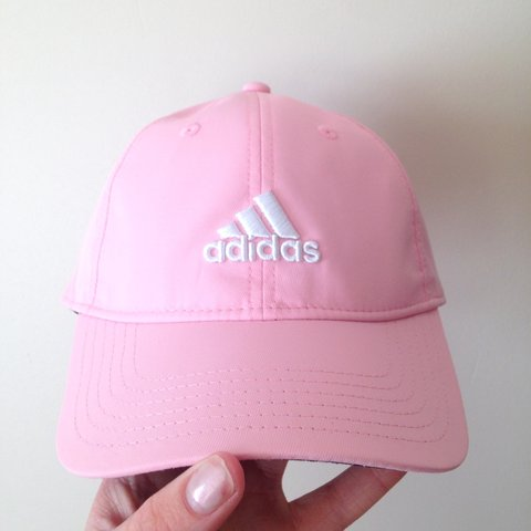dafa888285f80 ONE LEFT Baby pink adidas cap ☀ ☀ ☀ instant buy