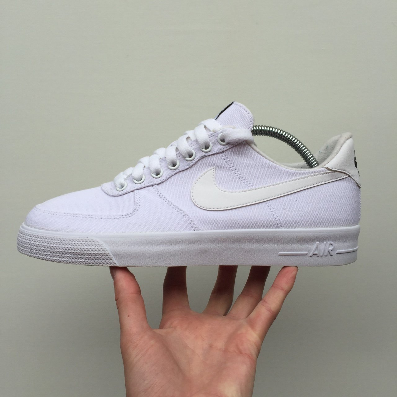 Nike Air Force 1 Low White UK Size 7 Condition Depop