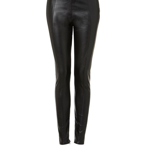 Leder leggings calzedonia