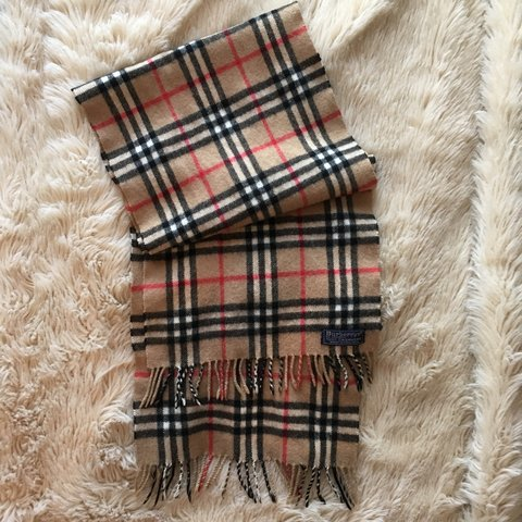 17455ddd6e6b @lemarkwell. 4 months ago. London, United Kingdom. VINTAGE BURBERRYS of  London 100% Cashmere SCARF Made in England