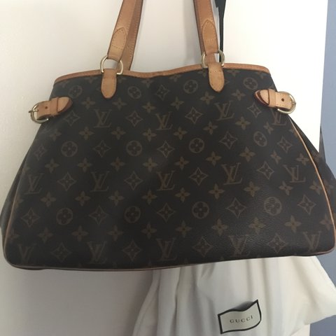 77b889262e85 Authentic Louis Vuitton Used Large bag in great condition