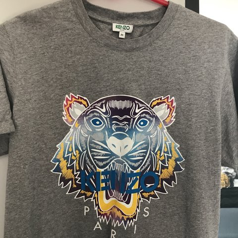 752663fb @marlz1. 9 months ago. Rochester, United Kingdom. Men's kenzo t shirt  perfect condition, worn once, size medium.