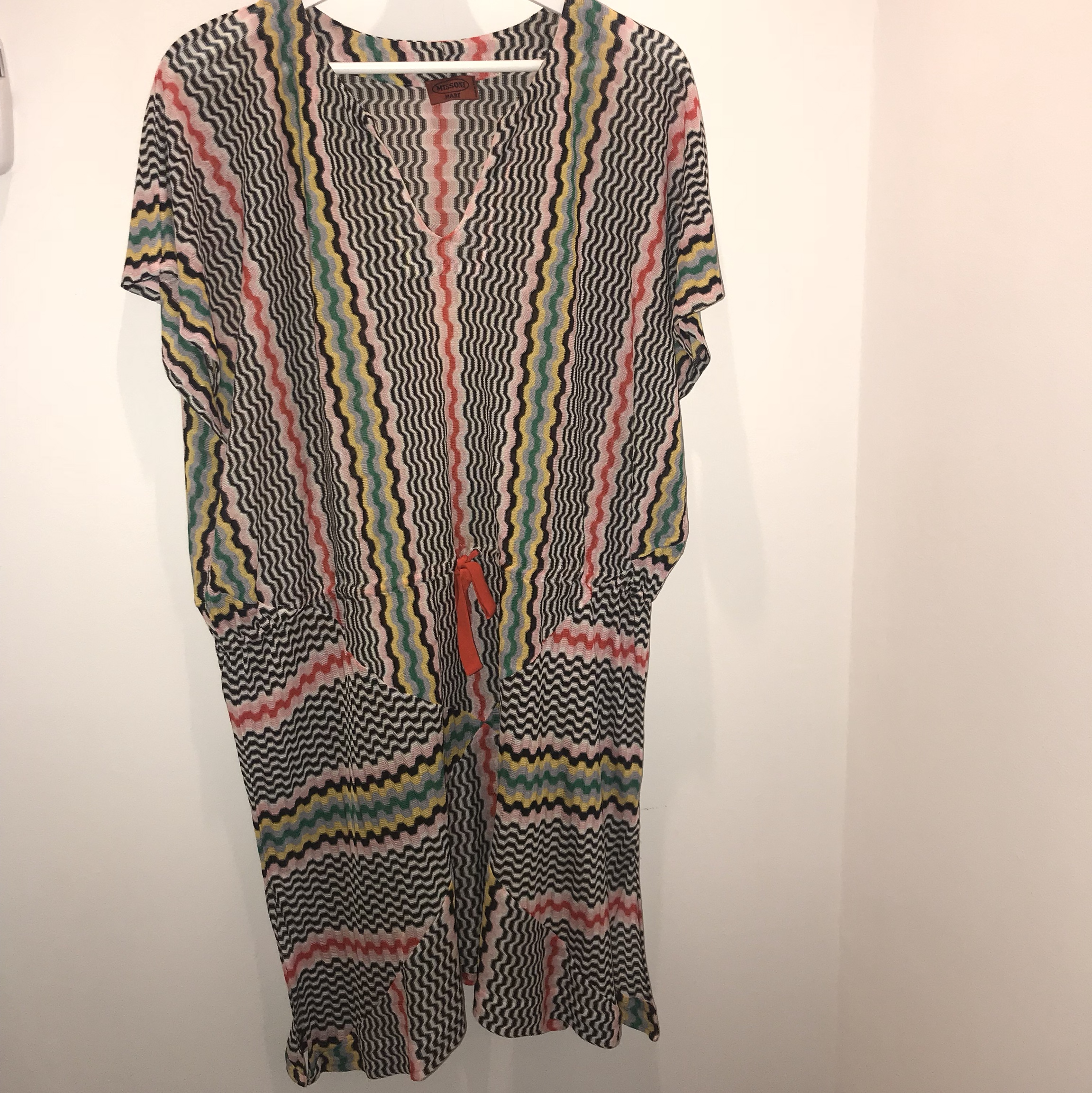 bc69d64623983 Missoni mare kaftan Perfect condition It 42/ Uk 12 but as a - Depop