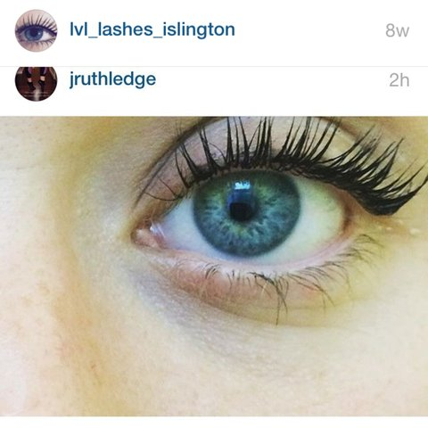 c2ae8551ec5 Lvl lashes A non damaging, zero maintenance treatment that 6 - Depop