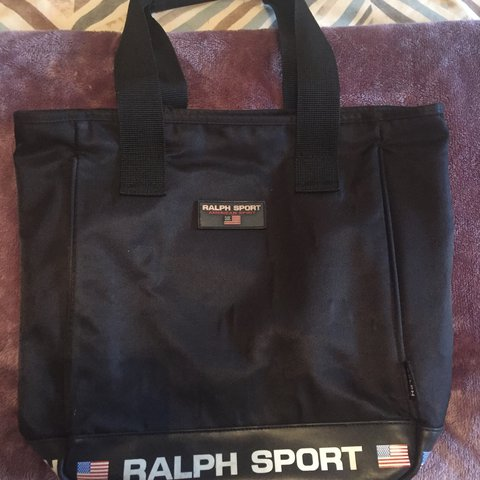 Ralph Lauren Polo Sport tote bag  in very good used a few of - Depop a68b11aa9a930