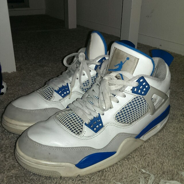 super popular cbc03 b279d (RESERVED)Jordan military 4s. Theses are beaters. No ...