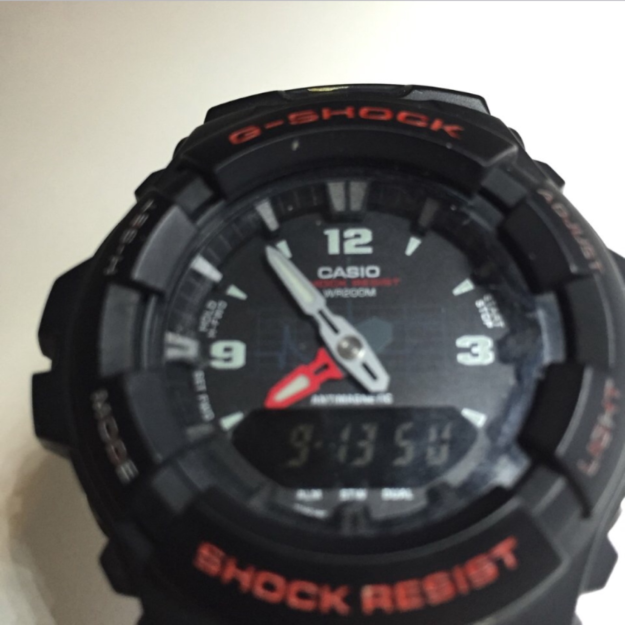 best loved e9d72 e0370 Casio G-Shock - Shock Resist - Good condition, some... - Depop