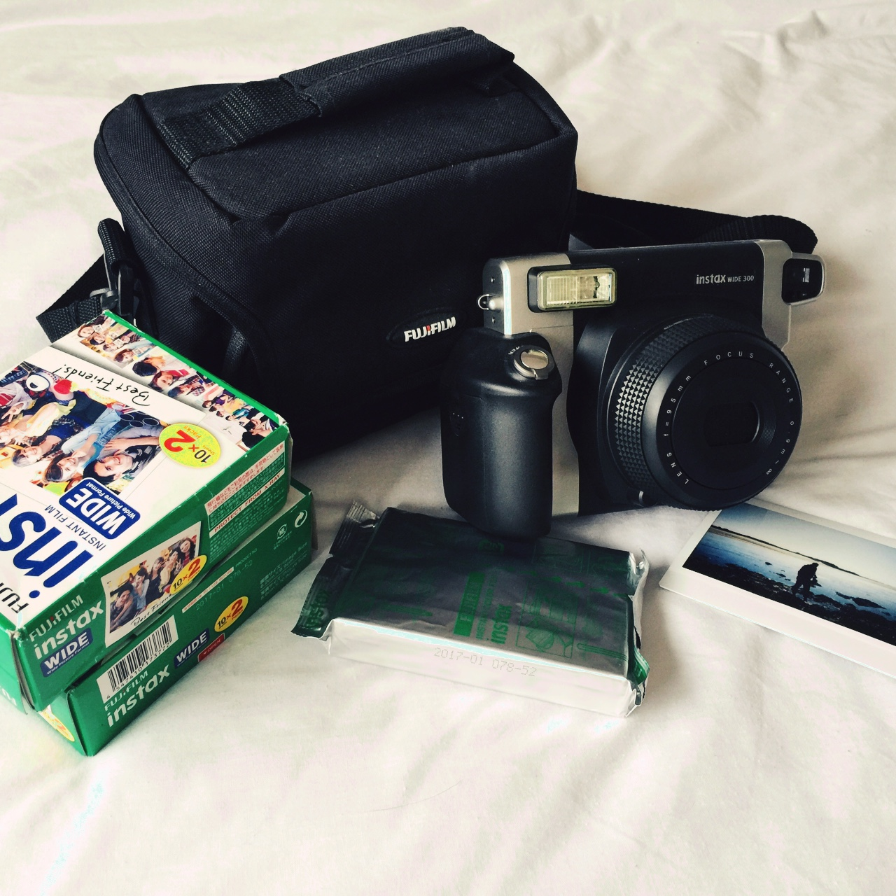 Selling My Instax Wide 300 As Im Just Not Getting The Use Depop Fujifilm Instant Film Camera