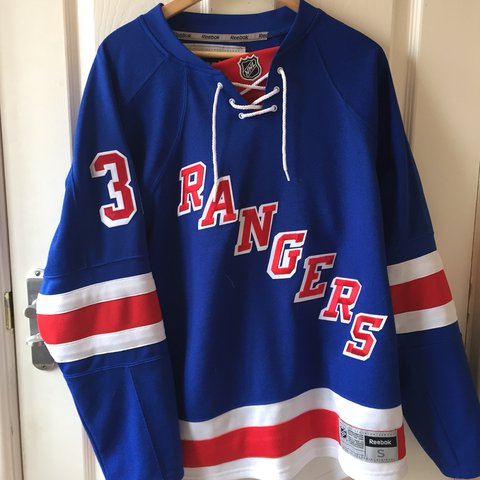 Authentic NHL New York Rangers Mats Zuccarello Jersey Size ( - Depop b6ce1ccdf