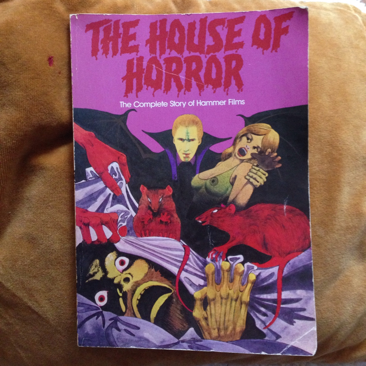 The House Of Hammer the house of horror -,the complete story of hammer - depop