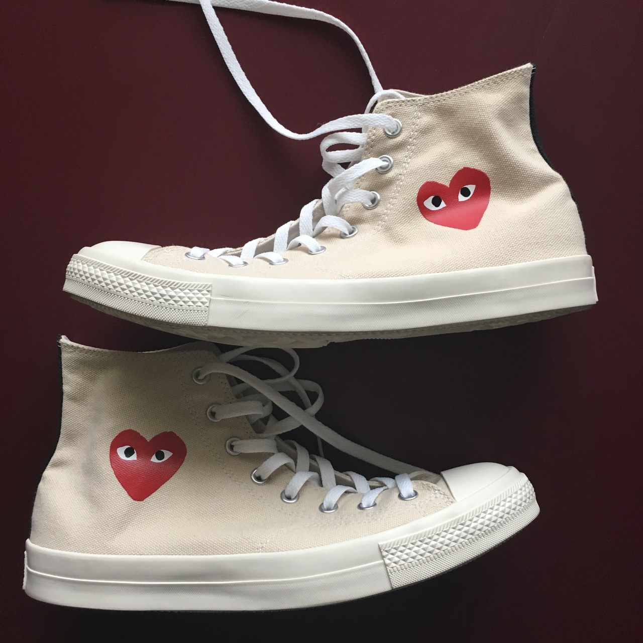 cdg converse old version - 61% OFF