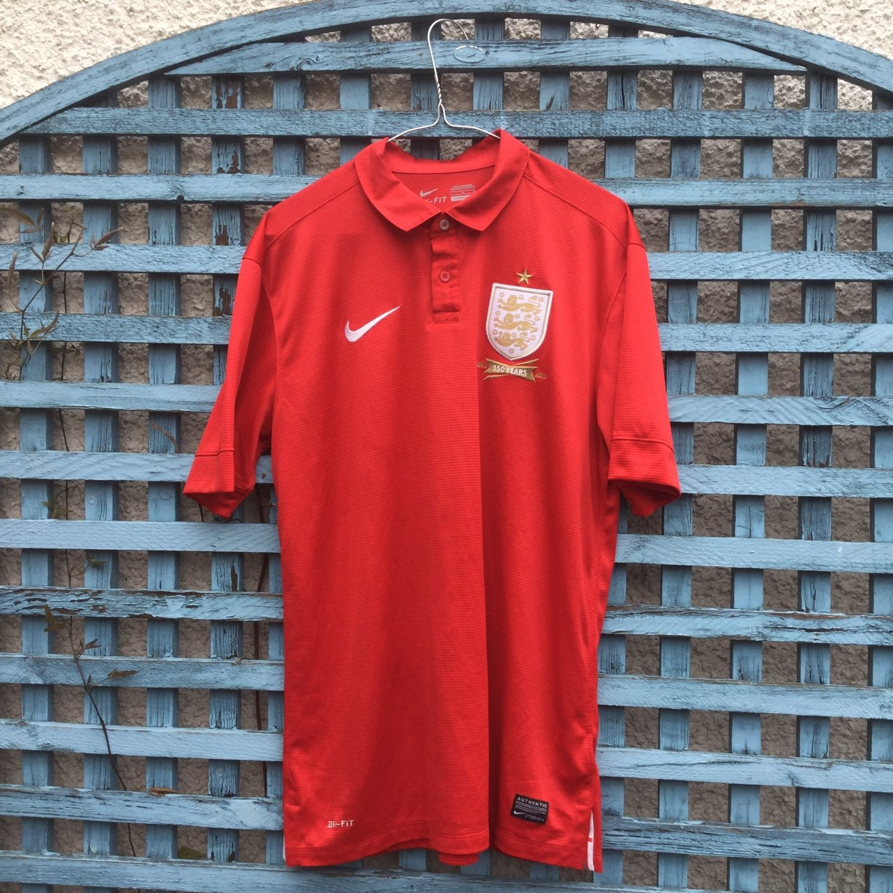 c216e9ee England Football Shirt 2013 Nike - DREAMWORKS