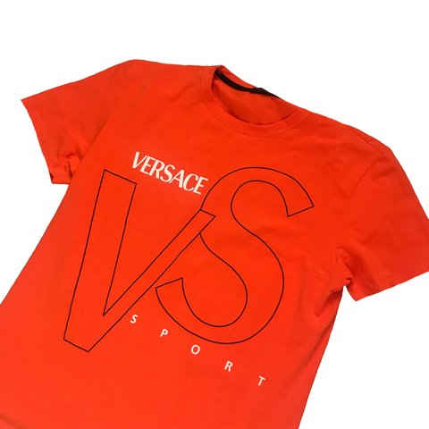 7b7d2ea6 @greenersgarms. 2 days ago. Worcester, United Kingdom. Vintage Versace  Sport t shirt ...