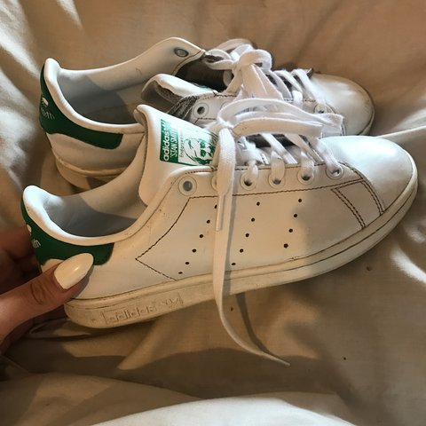 new concept fe112 10f95 Adidas Stan smith trainers🐢 size- 0
