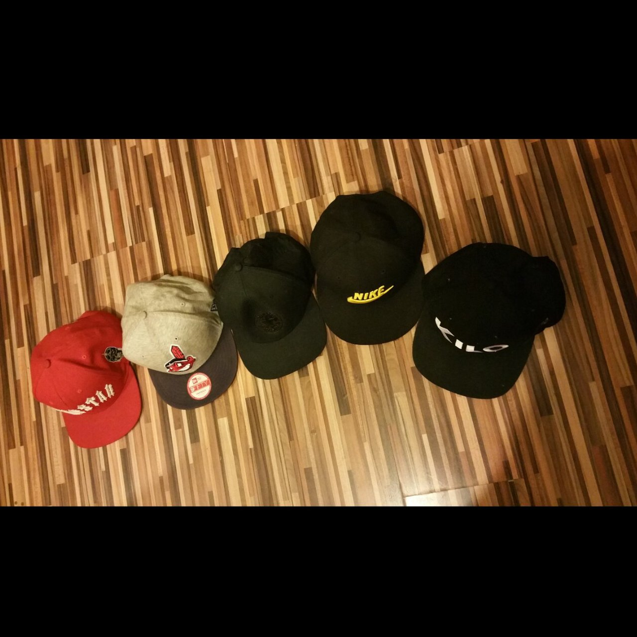 Mens caps for sale all 5 £40 or one for £10...message me if - Depop f1281e6f4446
