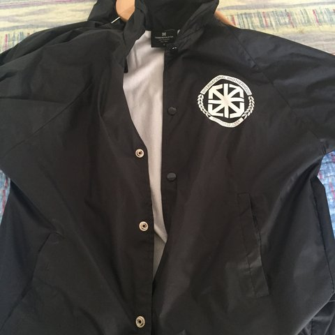 Seventh letter jacket cost 75 online . Bought it at fair fax   Depop