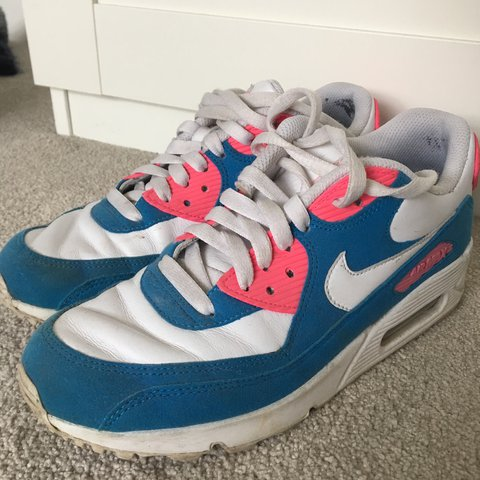 52b39af31a8e custom made Nike Air Max s woman s - bought for £120 - and - Depop