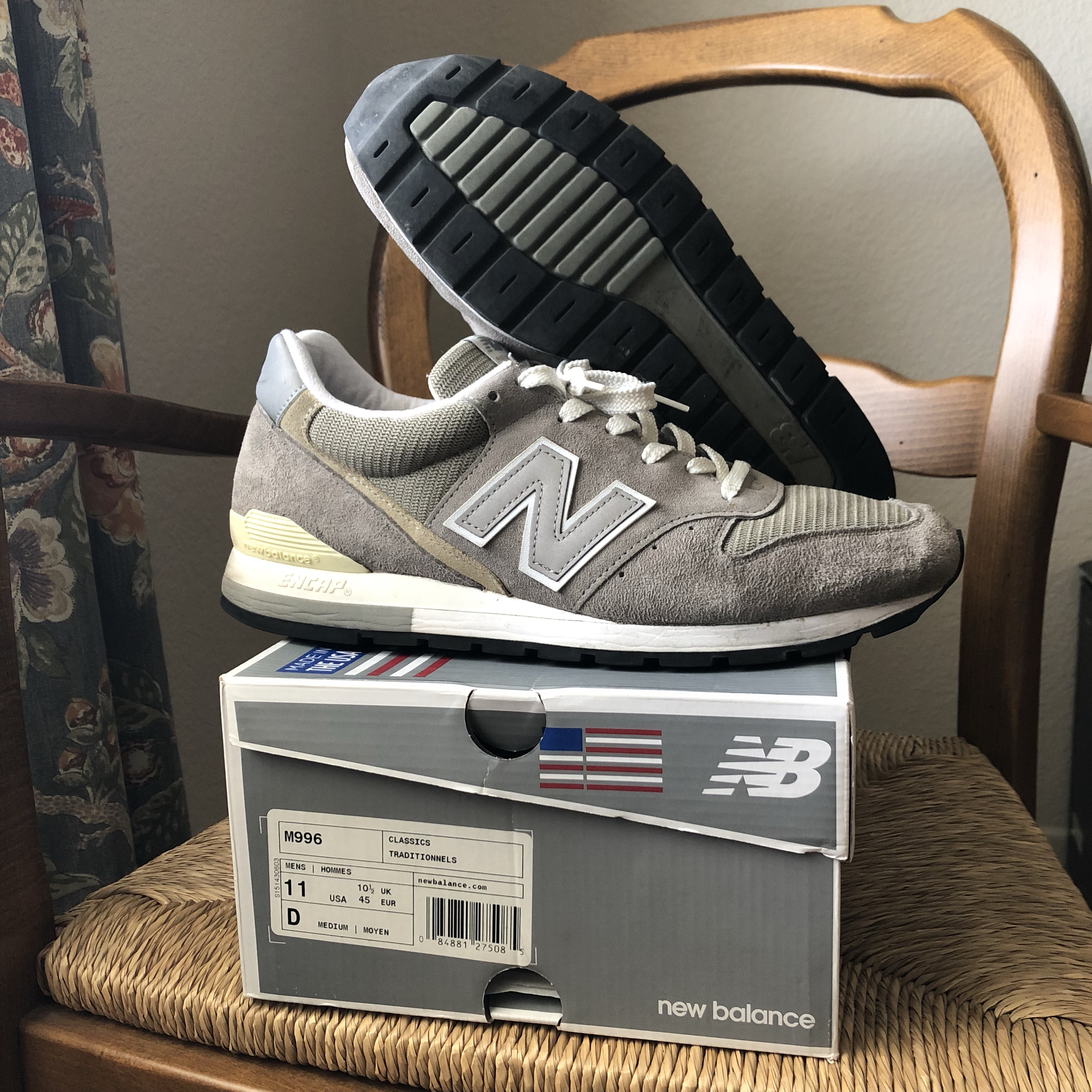 NEW BALANCE M996 Made in the USA