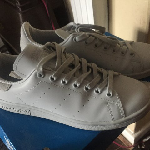 39e5d47f8797 Adidas Stan Smith- adicolor collection Worn a few times in - Depop