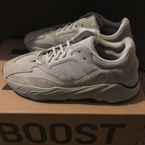 459bf12499961 YEEZY 700  SALT . UK 12. Very Rare Size. 100% Authentic   at - Depop