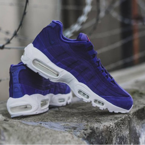 super popular 88601 3890e  danotto. 3 years ago. Reading, Reading, Reading, UK. I am selling a pair  of Nike air max 95 stussy in loyal blue !