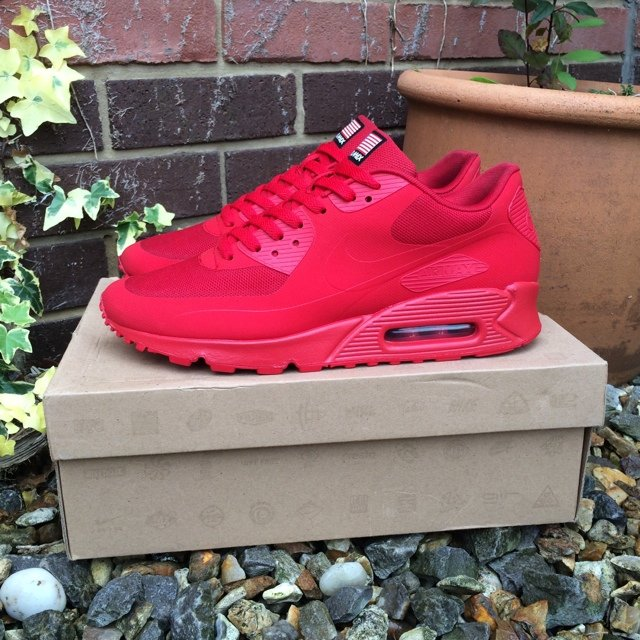 3717c19c ... coupon for nike air max 90 hyperfuse independence day red uk9 depop  da2c9 b0f41