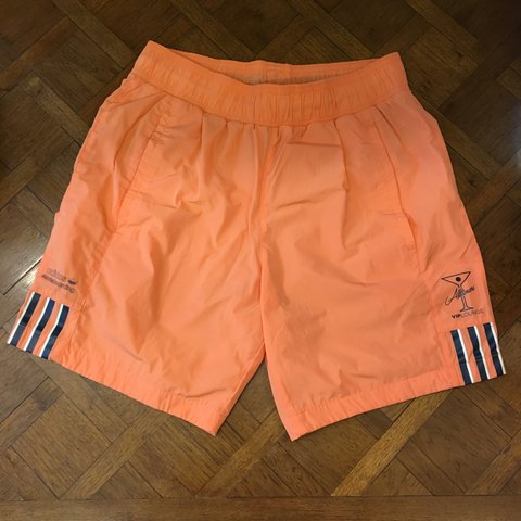 63445b181c Adidas x Alltimers Shorts size small worn once as new . Side - Depop