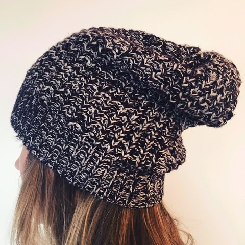 d3fb848e28bf1 Wool slouchy hat