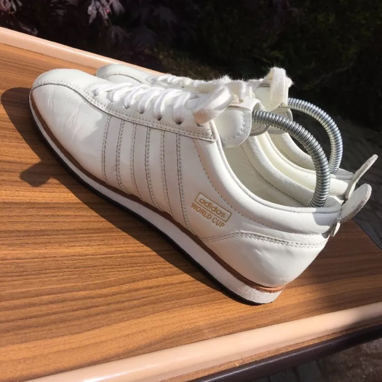 Adidas World Cup Trainers Size 6.5 9/10