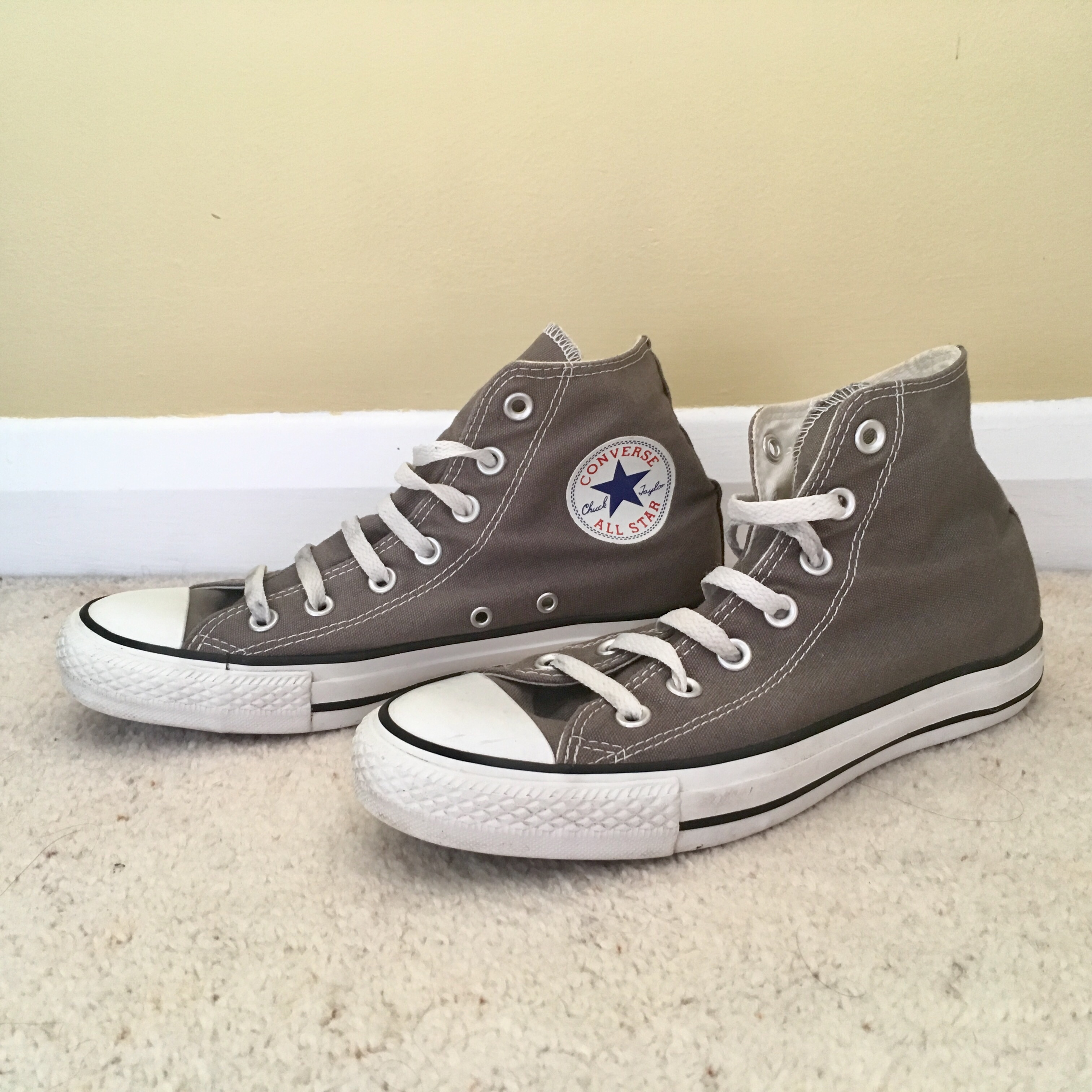Chuck Taylor All Star Classic Colour High Top Charcoal