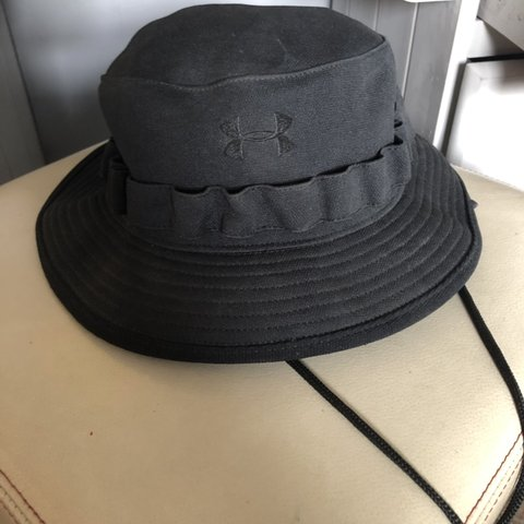 b4126f85e04 Under Armour Men s tactical bucket Hat. 10 10 condition for - Depop